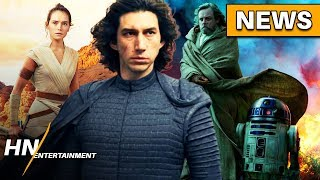 FIRST LOOK Images For The Rise of Skywalker Reveal Luke, Knights of Ren, and More