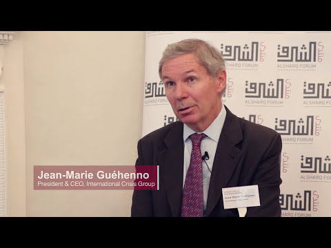 European Union's MENA Policy After Brexit | Jean-Marie Guéhenno