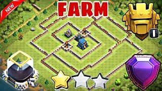 Town Hall 12 Trophy Base/Farming Base/Legend League Base 2018   Th12 Best Defensive Trophy Base