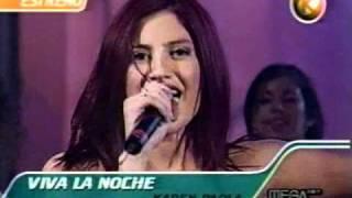 KAREN PAOLA - VIVA LA NOCHE - MEKANO 2004 - ® MANUEL ALEJANDRO 2010.