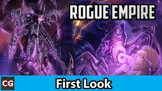 Indie Game First Look: Rogue Empire: Dungeon Crawler RPG | Break the Doors Down!