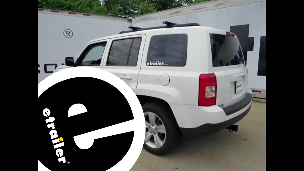 maxresdefault installation of a trailer hitch on a 2013 jeep patriot etrailer jeep patriot hitch wiring harness at aneh.co