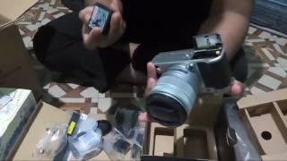 unboxing camera fujifilm x a3   aceh