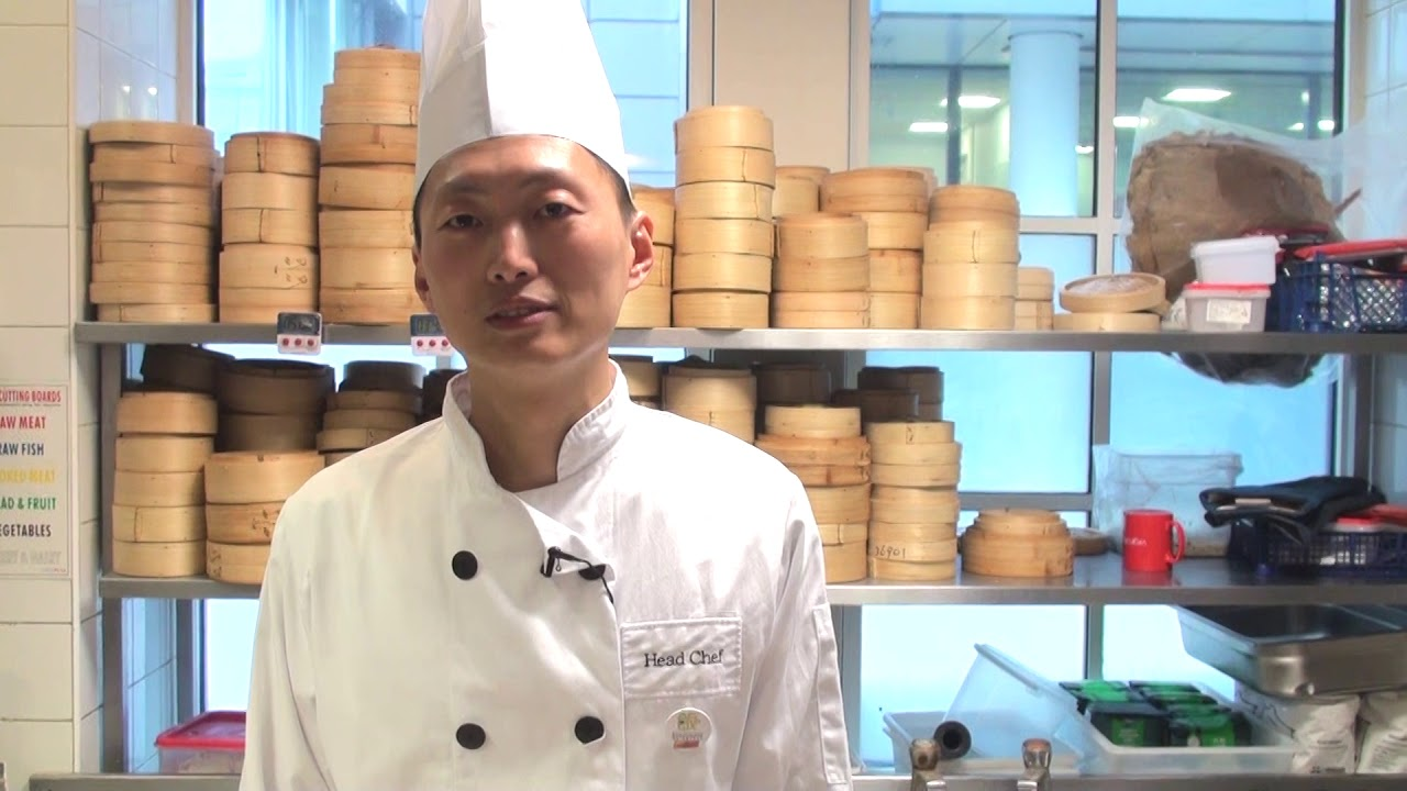 FUN:) Skills: Chef Ken Wang Introduction