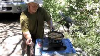 How To Properly Cook Backcountry Trout