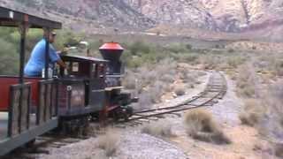 Train Ride at Bonnie Springs Ranch, Las Vegas, NV