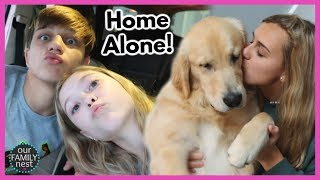 What Really Happens when TEENS are HOME ALONE for a Week!