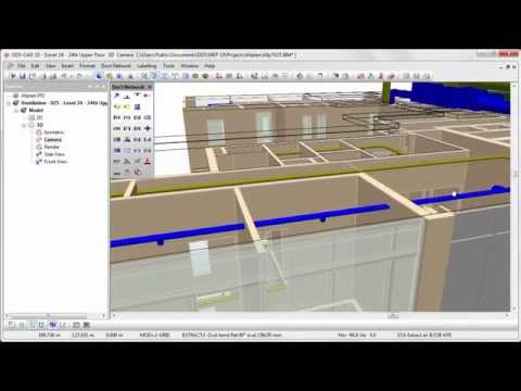 DDS-CAD 10: Innovative ventilation design and calculation