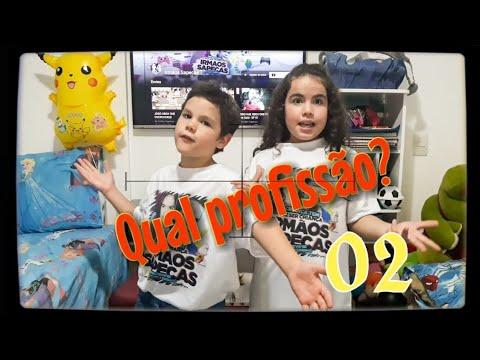 PROFISSÕES QUE QUERO SER 02