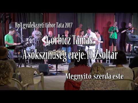 Tábornyitó - BpA gyülekezeti tábor 2017 Tata (szerda)