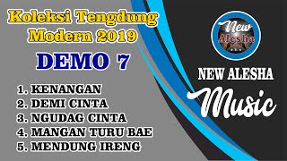 Gambar cover TARLING TENGDUNG DEMO 7 (COVER) By New Alesha Music Voc. Susi