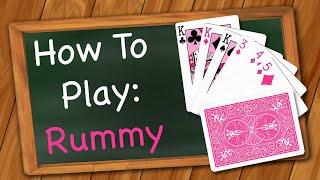 How to play Rummy screenshot 2