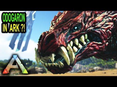 ARK ODOGARON HAS ARRIVED IN ARK!! New Bosses & more! Ark Survival Evolved Pyria Mythos Evolved Mod