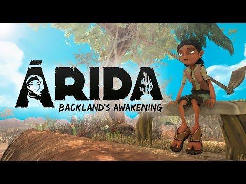 Arida: Backland's Awakening Official Trailer