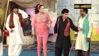 New Nargis and Tariq Teddy Pakistani Stage Drama Full Comedy Funny Show 2016   Pk Mast