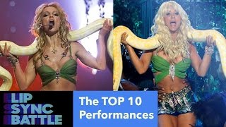 Download The TOP 10 BEST Lip Sync Battle Performances Mp3 and Videos
