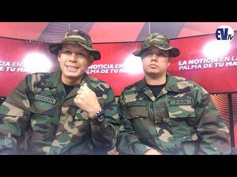 EXCLUSIVA EVTV Militares venezolanos desconocen a Maduro y reconocen a Guaidó - EVTV 01/16/2019