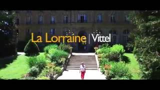 Vittel from above - drone video - Visit Lorraine - EN