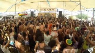 Raggae in the desert #7 GOPRO - רגאיי במדבר 2014