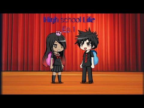Highschool Life Ep.1 || Gacha studio