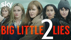 BIG LITTLE LIES Staffel 2 Preview, Vorabkritik & deutscher Trailer der SKY TICKET Serie 2019