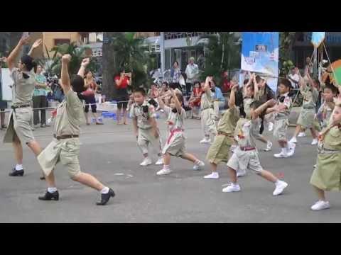 Dân vũ Đội kèn tí hon - Tiểu sao