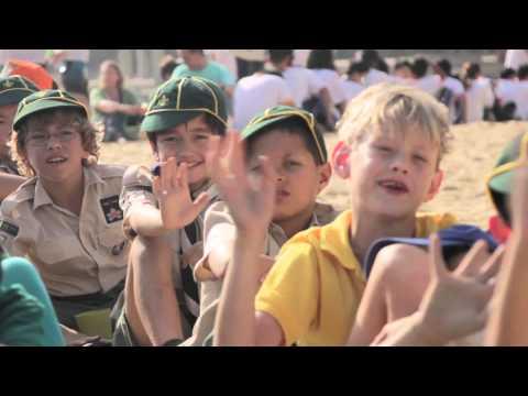 Kids Ocean Day Hong Kong 2012, Repulse Bay (full length version - HD)