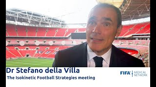 FIFA Medical Network: Dr Stefano Della Villa