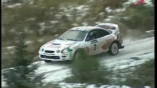 RAC Rallyt 1996 Supersport