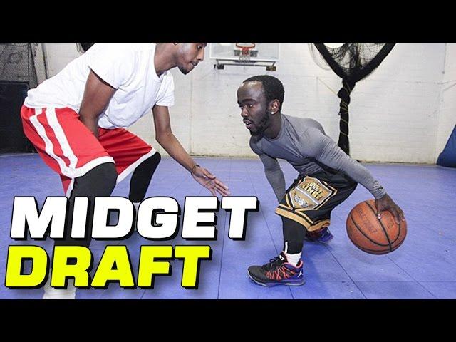 the shortest midget