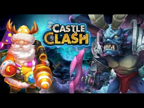Castle Clash Castle Crisis : Archdemon!