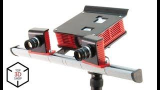 видео Купить 3D сканер. Цены на 3Д сканеры
