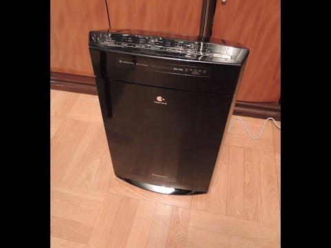 Очиститель воздуха Panasonic F-VXH50 черный