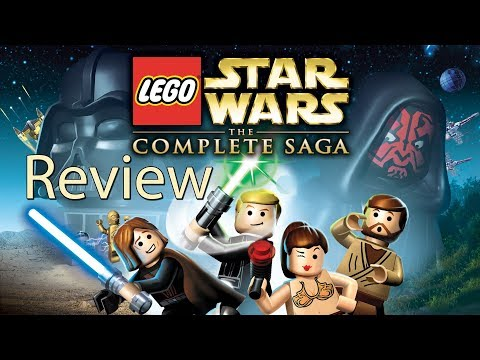 LEGO Star Wars The Complete Saga Xbox One X Gameplay Review