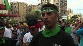 Film anti-islam: des partisans du Hezbollah manifestent au Liban