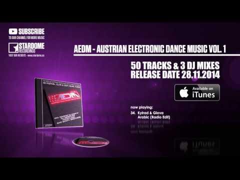 AEDM Vol. 1 SnippetMix | 50 Tracks & 3 DJ Mixes