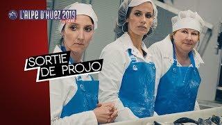 Alpe d'Huez 2019 : On a vu REBELLES avec Audrey Lamy !