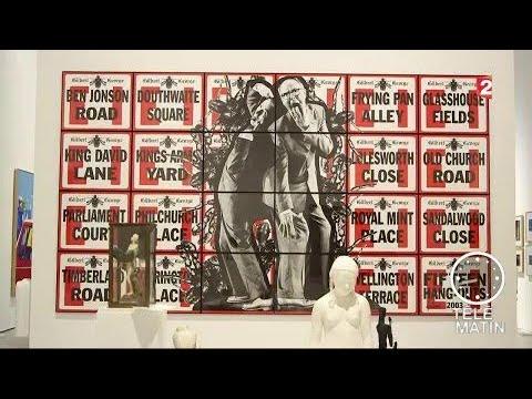 Régions - Anish Kapoor s'expose à Saint-Etienne