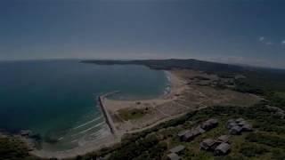 Пляж Аркутино, Primorsko, The Arkutino Beach