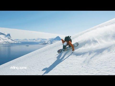 AnneFlore Marxer, championne du monde de freeride ! Snowboard