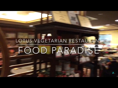 Singapore Vegetarian Buffet | 31.05.2017