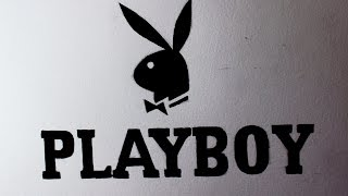 Como desenhar o logotipo da PlayBoy I How to draw the Playboy logo - Atevaldo Novais