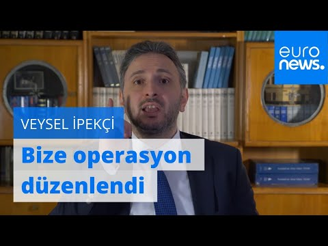 Video: Güngören eski Belediye Başkan Yardımcısı İpekçi: Zamanlama manidar, bize operasyon düzenle…
