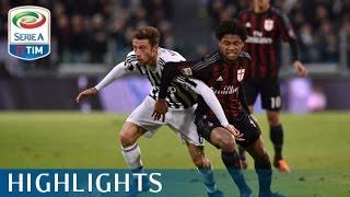 Juventus - Milan 1-0 - Highlights - Matchday 13 - Serie A TIM 2015/16