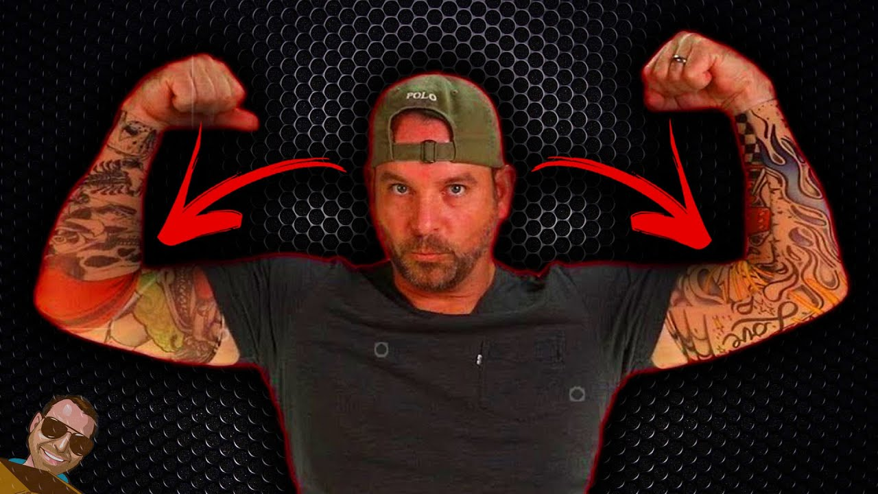 73803a0bf Do these fake Tattoos look real? Temporary Sleeve Tattoos. - YouTube