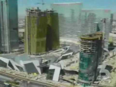 Las Vegas City Center - ( Time-Lapse Build )