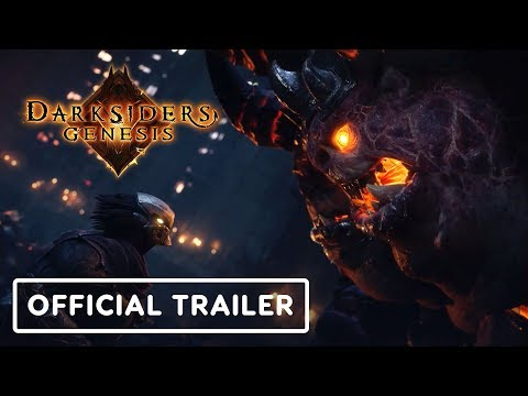 Darksiders Genesis - Official Strife Cinematic Trailer