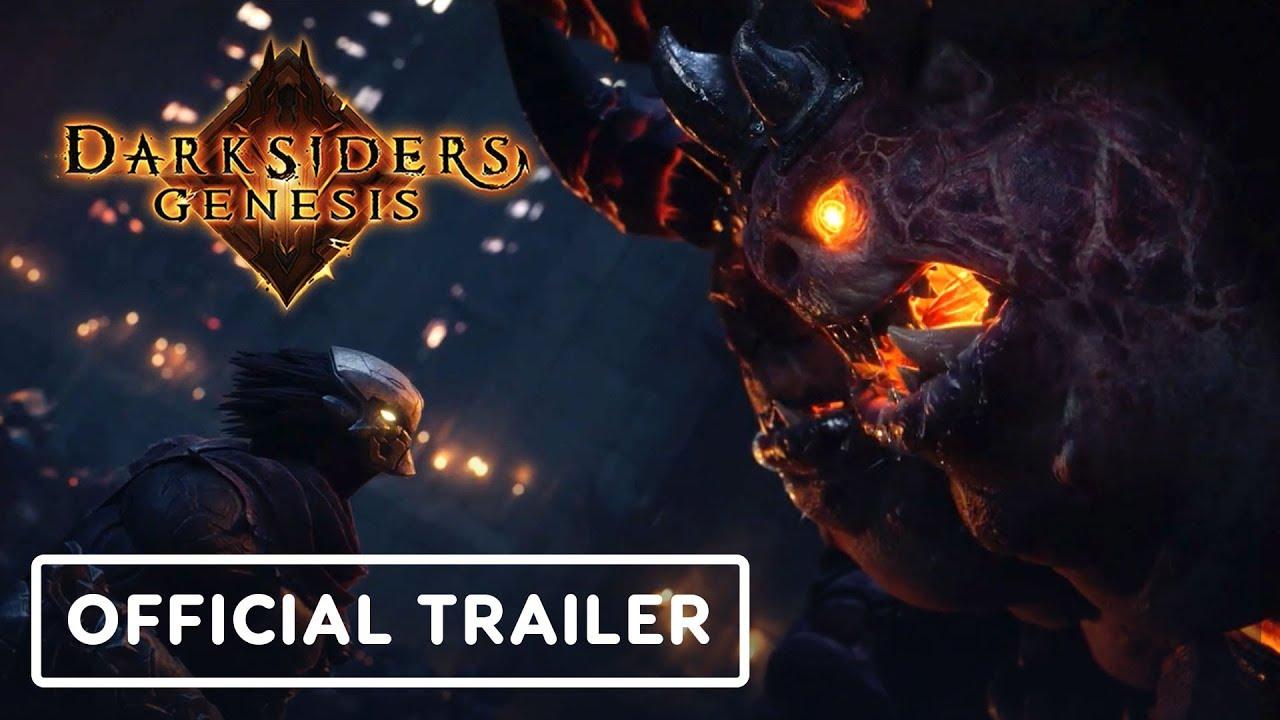 Darksiders Genesis - Trailer cinematográfico oficial de Strife + vídeo