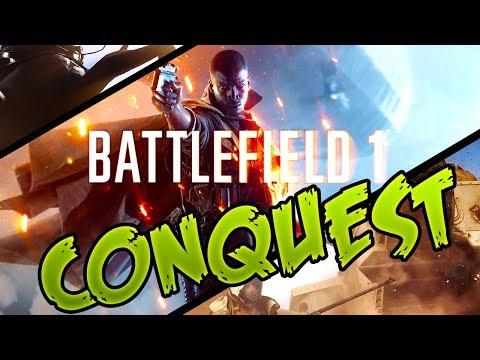 Battlefield 1: Conquest - 4K | 2160p | 3440x1440 | 60FPS | GTX 1080 SLI | i7-6950X