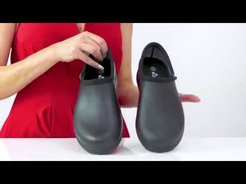Waterproof Shoe with Comfort Insole